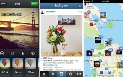 Instagram تطبيق انستجرام مؤثرات الصور للايفون و الايباد