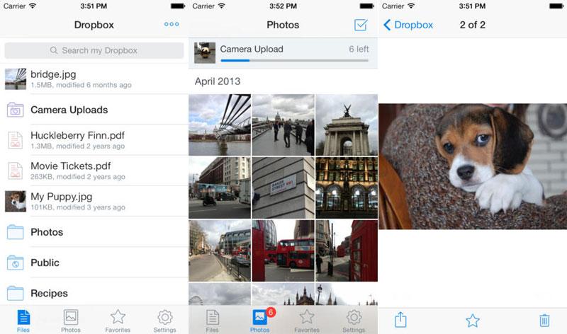 Dropbox-iOS
