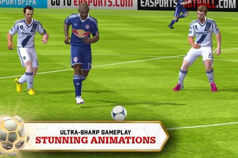لعبة فيفا 2013 للايفون و الايباد