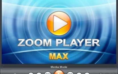 Zoom Player MAX 9.4.1 تحميل برنامج زوم بلاير لتشغيل الصوت و الفيديو