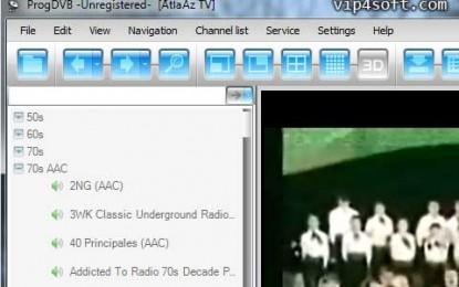 ProgDVB 7.02.2 برنامج لمشاهدة وكسر القنوات المشفرة