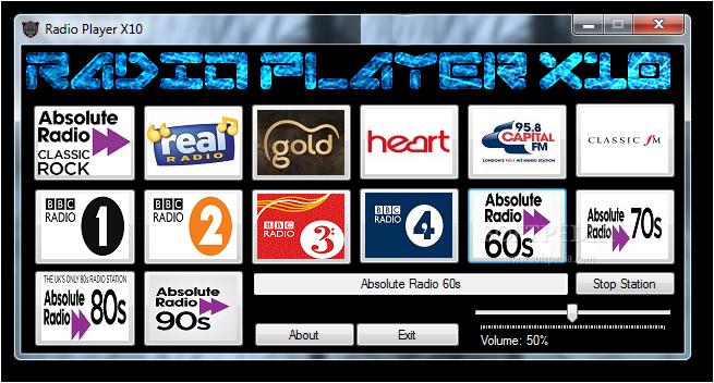 ������ Radio Player �������� �������