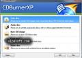 CDBurnerXP 4.5.1.3868 برنامج لتسجيل الأقراص المضغوطة وأقراص الفيديو الرقمية