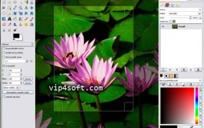 GIMP 2.8.10 برنامج تصميم