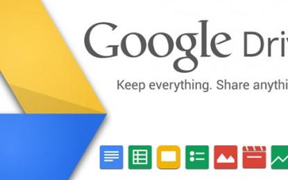 تطبيق جوجل درايف Google Drive للأندرويد