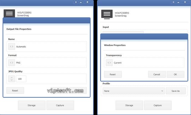 برنامج ScreenSnag لالتقاط صور الشاشة
