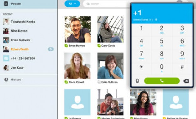 Skype for iPad تطبيق سكايب للايباد