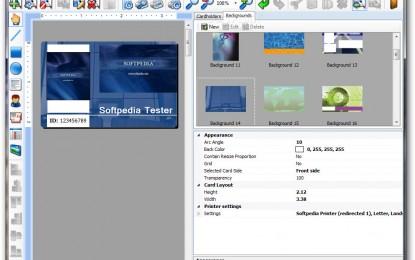 برنامج Easy Card Creator Express Edition لتصميم الكروت