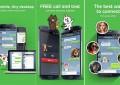 LINE: Free Calls & Messages 4.5.0 تطبيق لاين على الايفون و الايباد