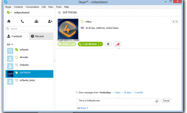 تحميل برنامج سكايب Skype لنظام ويندوز