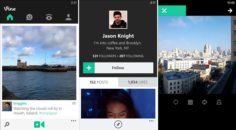 Vine-App-for-Windows-Phone