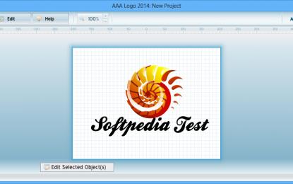 AAA Logo 2014 4.0 برنامج تصميم شعارات احترافي