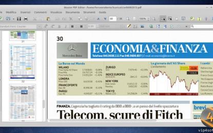 Master PDF Editor 1.9.22 برنامج تحرير ملفات PDF الكتب الالكترونية