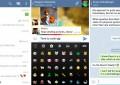 Telegram 2.7.2 تطبيق تيلجرام للمحادثات الفورية للايفون