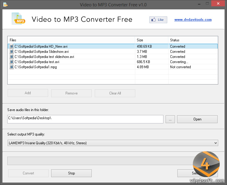 Video to MP3 Converter Free