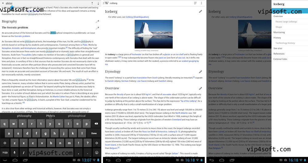 Android-Wikipedia