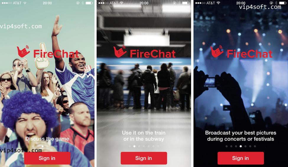 FireChat-iPhone