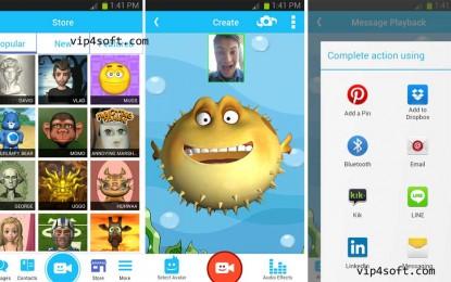 Pocket Avatars for Android تطبيق التراسل الفوري بوكيت أفاتارز