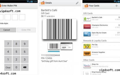 Amazon Wallet for Android تطبيق محفظة أمازون لنظام أندرويد