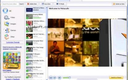Metacafe 1.4.20.0 برنامج ميتا كافيه لتحميل الملفات من الانترنت