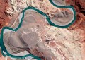 Earth View from Google Map اضافة كروم لاستعراض مناظر طبيعية