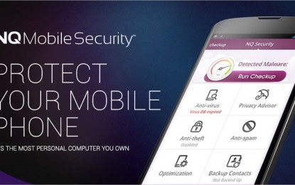 NQ Mobile for Android تطبيق لتعقب الأجهزة المفقودة أو المسروقة على الأندرويد
