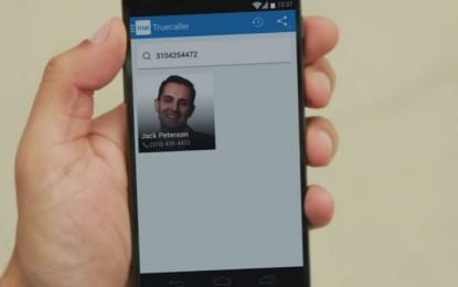 تطبيق Truecaller لمعرفة اسم المتصل على هواتف أندرويد