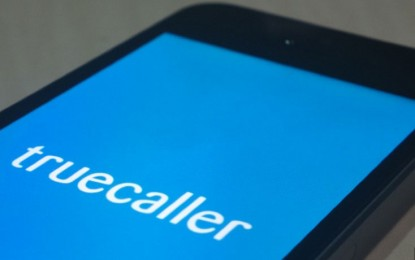 تطبيق Truecaller لهواتف آيفون