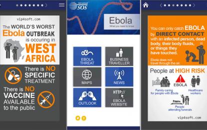 """تحميل تطبيق فيروس """"إيبولا"""" Ebola للايفون"""
