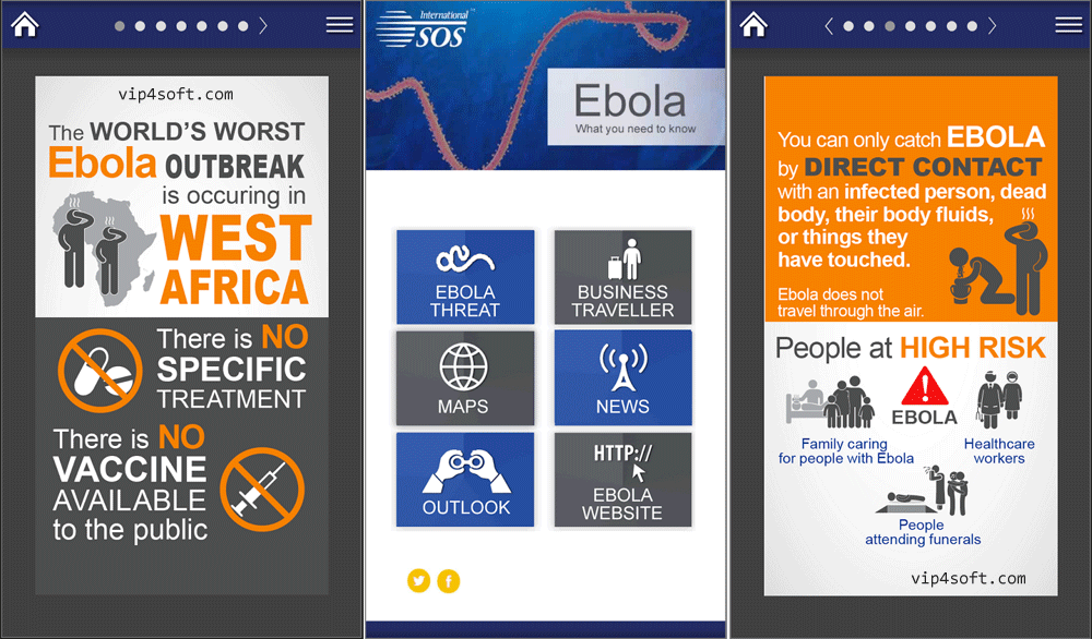 Ebola-App-for-Android