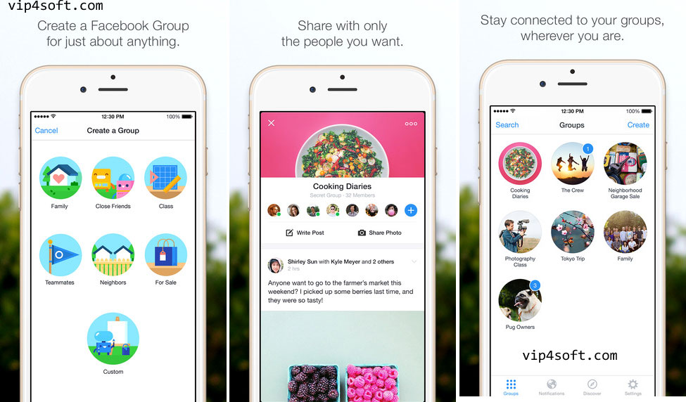 Facebook-Groups-for-iOS