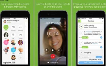 تطبيق Libon لهواتف آيفون للاتصالات المجانية