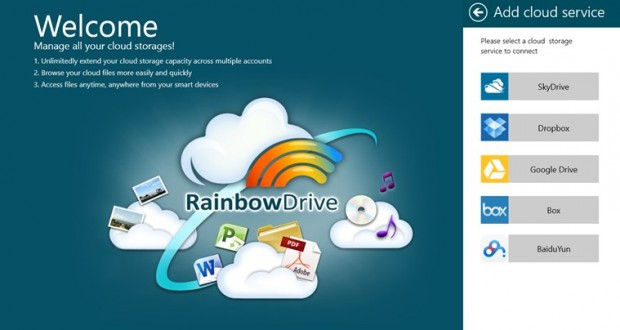 RainbowDrive-Screenshot