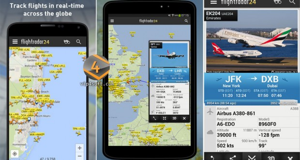Flightradar24-for-android