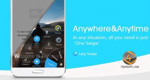 Lazy-Swipe