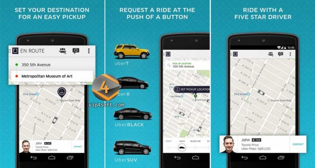 Uber-for-Android