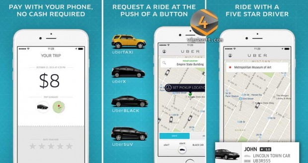 Uber-for-iPhone