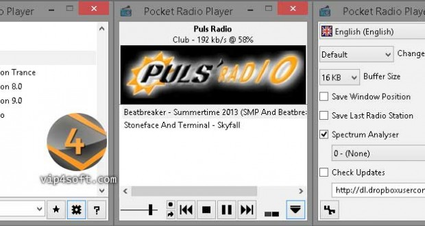Pocket-Radio-Player