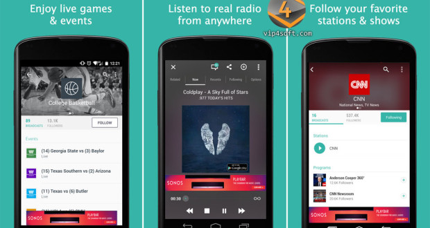 TuneIn-Radio-for-Android