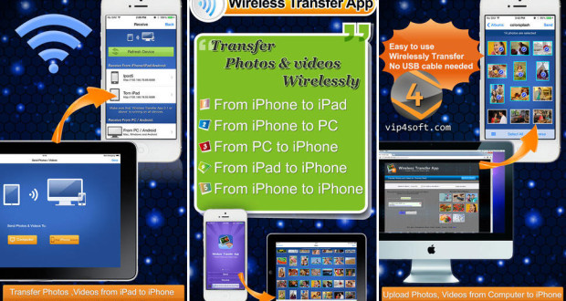 Wireless-Transfer-App-for-iPhone