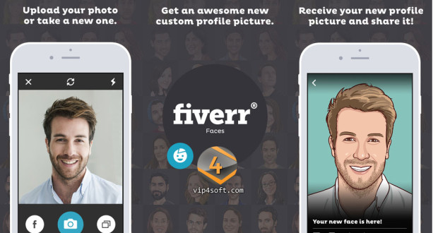 Fiverr-Faces-for-iPhone