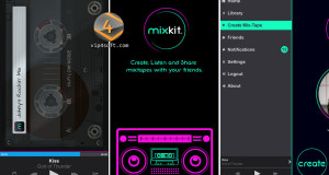Mixkit-for-iPhone