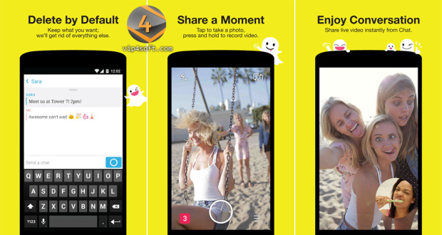 Snapchat-for-Android