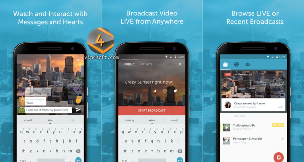 Periscope-for-android