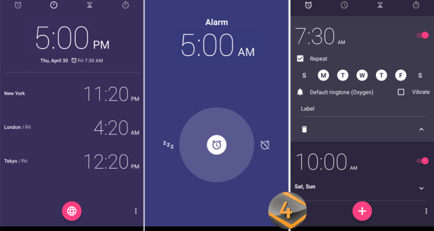 Clock-app-for-android