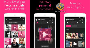 MixRadio-for-android