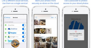 CloudSlice-for-iOS