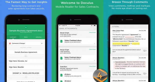Doculus-for-iOS