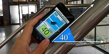 Angle Meter PRO App for iPhone and iPad