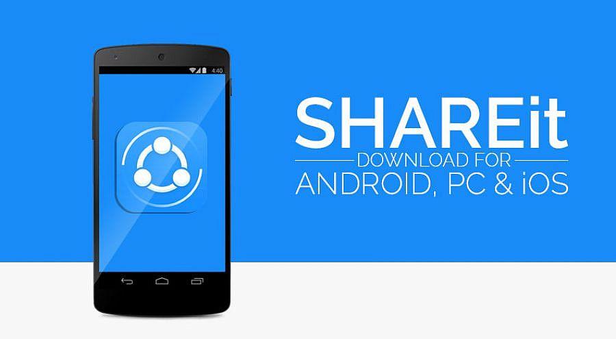 تحميل برنامج شيرات Shareit لنقل الملفات عبر الأجهزة